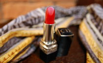 Rouge Dior No 999 Couture Colour Voluptuous Care lipstick review