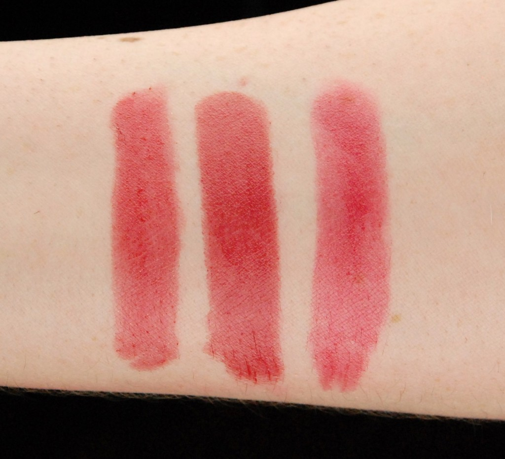 Revlon Lacquer Balm Enticing swatches