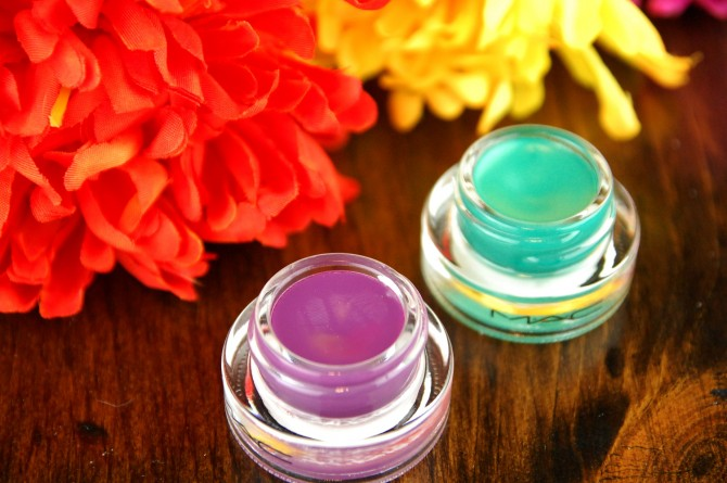 MAC Fantasy of Flowers Phlox Garden and Sassy Moss fluidline