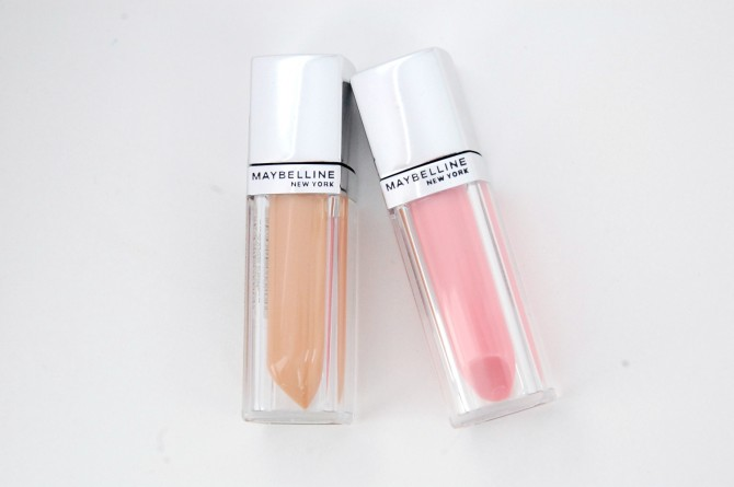 Maybelline Dare to Go Nude Color Elixirs in Radiant Bloom and Sandy Sensation