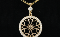 Avon Signature Long Pendant