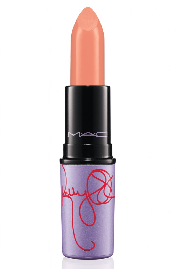 MAC Cosmetics x Kelly Osbourne Summer 2014 Riot House matte lipstick