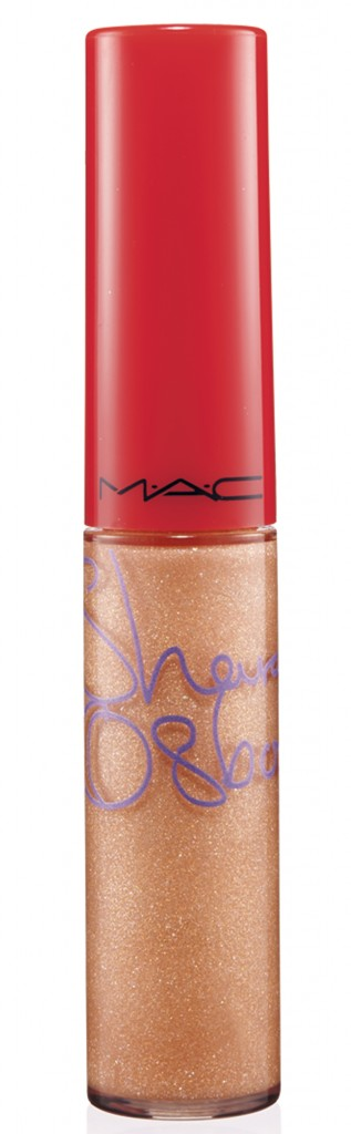 MAC Cosmetics x Sharon Osbourne Summer 2014 Pussywillow