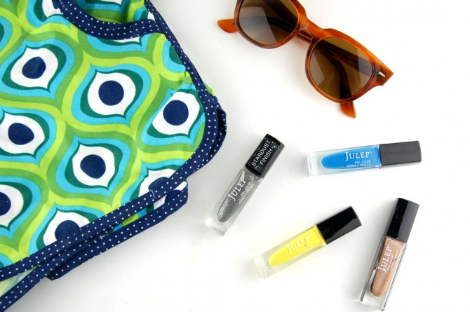 Julep Maven It Girl Box for July 2014 review + DISCOUNT CODES