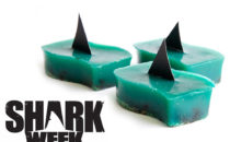 Celebrate Discovery's Shark Week with LUSH Shark Fin Soap