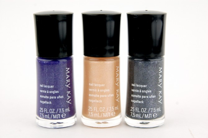 Mary Kay Midnight Jewels Collection for Fall 2014 – nail polish review
