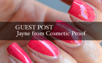 GUEST POST: Fall beauty with Cosmetic Proof