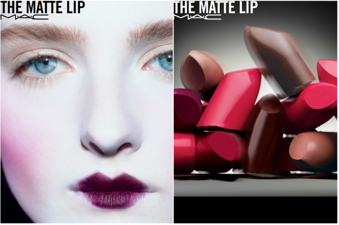 MAC Cosmetics The Matte Lip Collection info