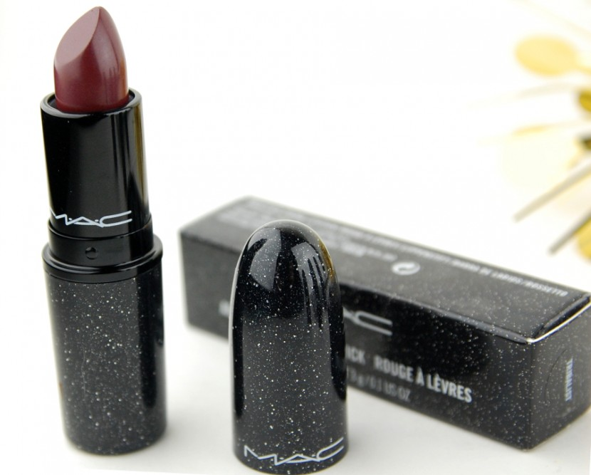 MAC Cosmetics Heirloom Mix lipstick packaging