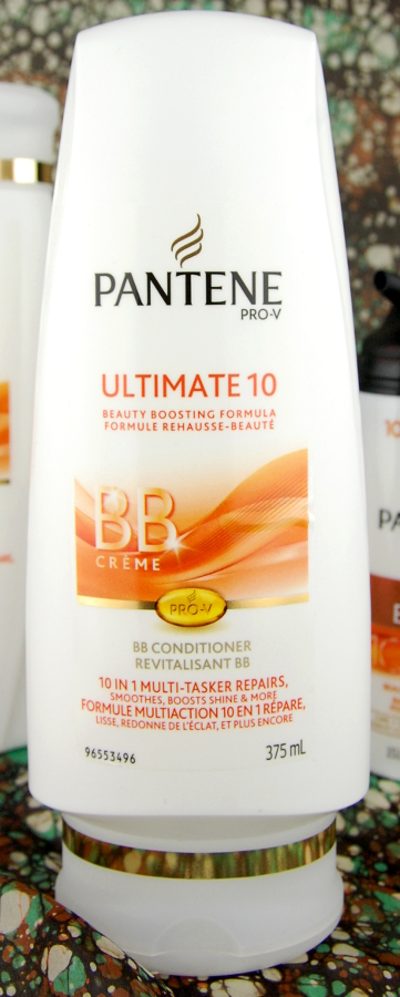 Pantene Ultimate 10 BB Creme Conditioner review
