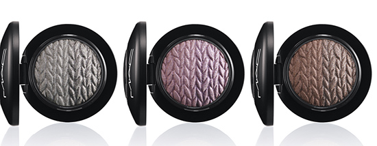 MAC Cosmetics Lightness of Being collection Uninhibited Leap Force of Nature Mineralize Eyeshadow