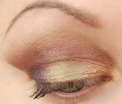 Mary Kay Mineral Eye Color Quad Autumn Leaves eyeshadow 1