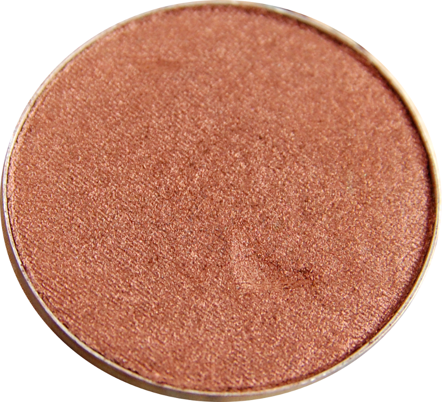 MAC Cosmetics Antiqued Veluxe Pearl eyeshadow review – Swatch and ...