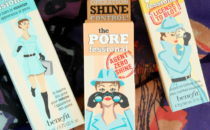 3 Steps to PORE-fection with Benefit's The POREfessional, Agent Zero Shine and License to Blot