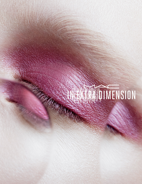 MAC Cosmetics In Extra Dimension Eyeshadow Collection 2015 2