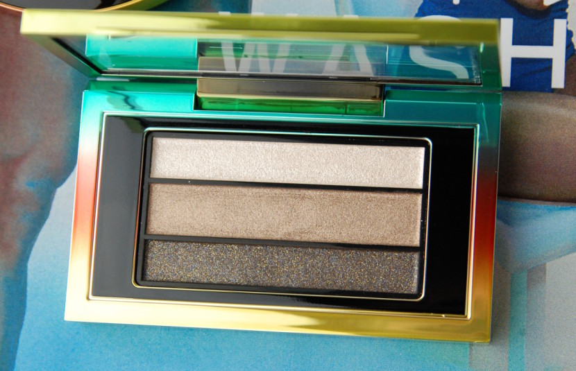MAC Wash and Dry Permanent Press Veluxe Pearlfusion Shadow Trio 1