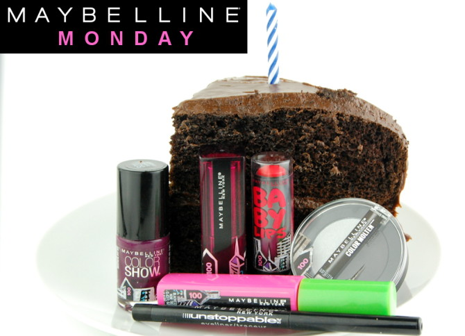 Maybelline 100 Year Anniversary limited edition collection review