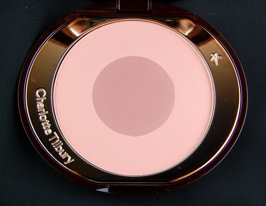 Charlotte Tilbury Cheek to Chic Sex on Fire blush 3