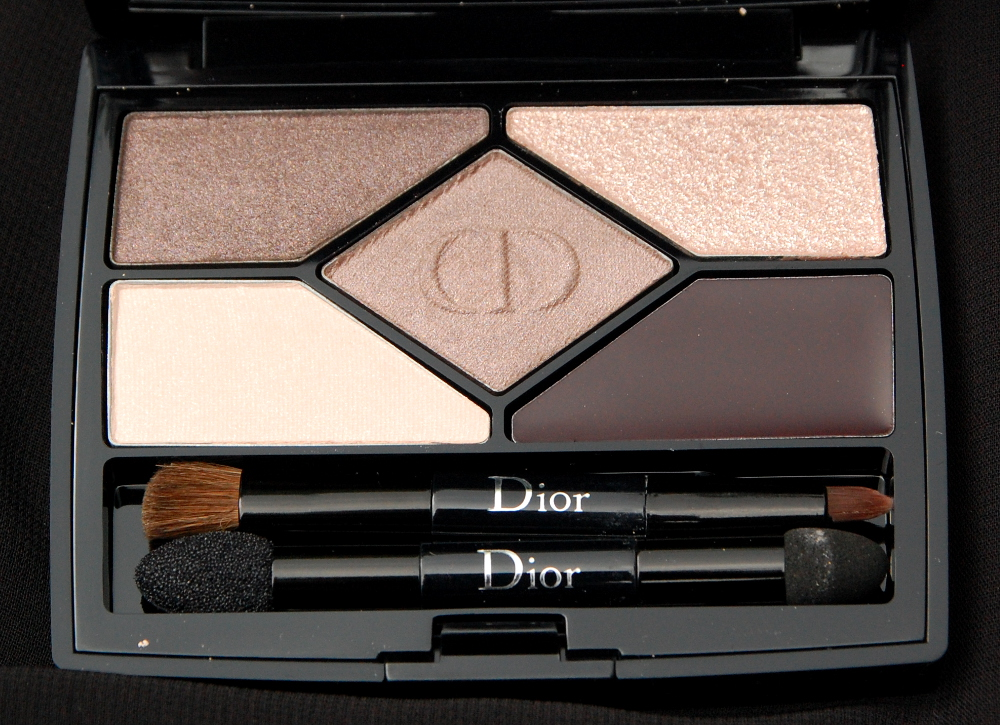 dior 5 couleurs designer eye palette in 718 taupe design review swatch and review. Black Bedroom Furniture Sets. Home Design Ideas