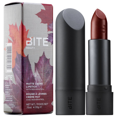 Bite Beauty Maple Matte Creme Lipstick Braised
