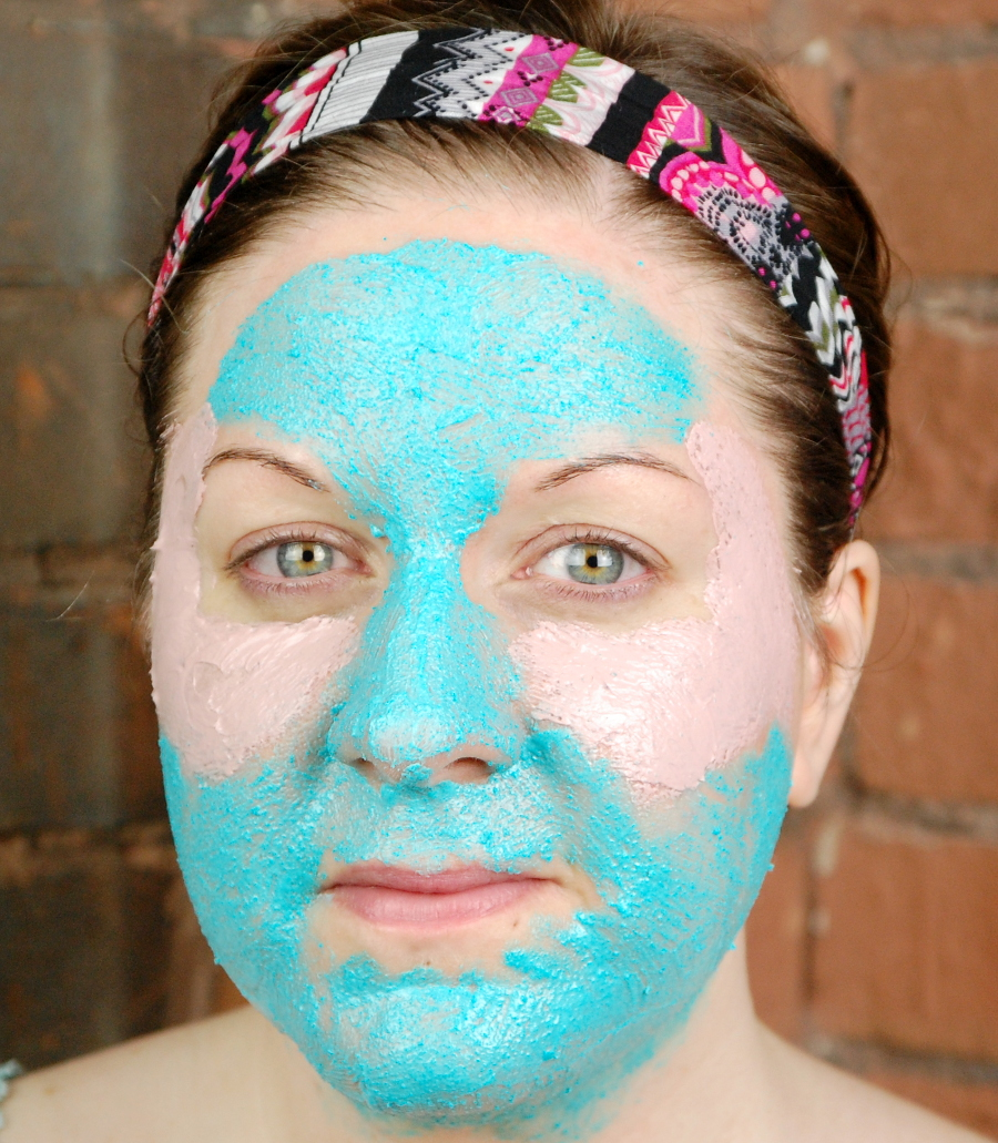 Dont look at me lush face mask review - Lush Cosmetics Rosy Cheeks Dont Look At Me Fresh Face Mask Review Multimask