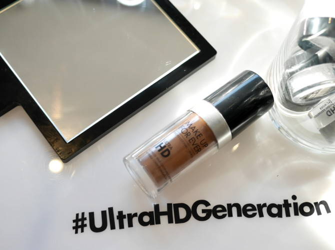 Make Up For Ever Ultra HD Invisible Cover Foundation + Stick in Shades R220, R230, Y225