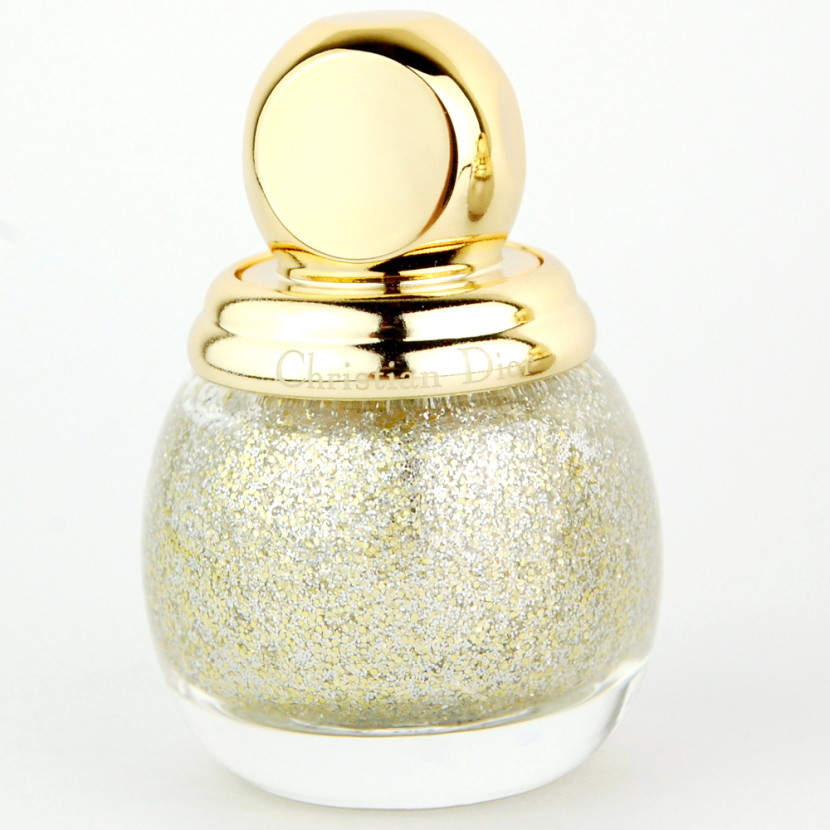 Dior 001 State of Gold 2015 Holiday Vernis Nail Polish