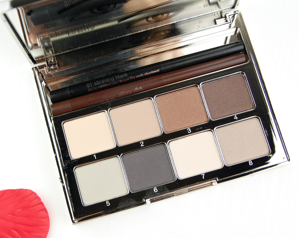 Clinique Pretty Easy Eye Palette review 2