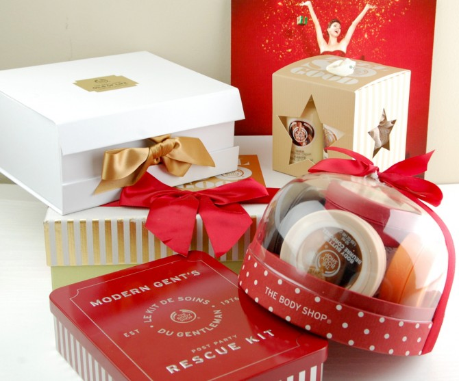 The Body Shop Holiday 2015 Gift Sets for Everyone! – Swatch and Review