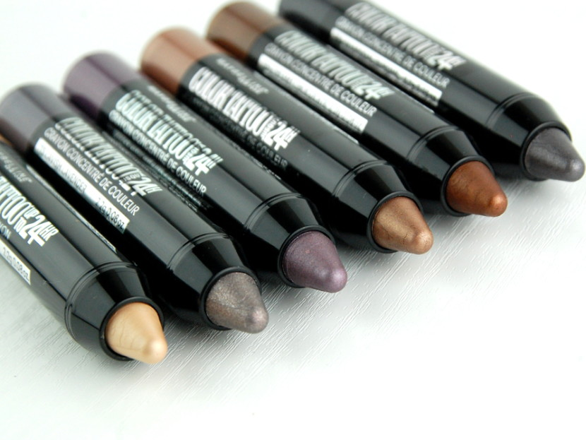 Maybelline Color Tattoo Crayon review 3