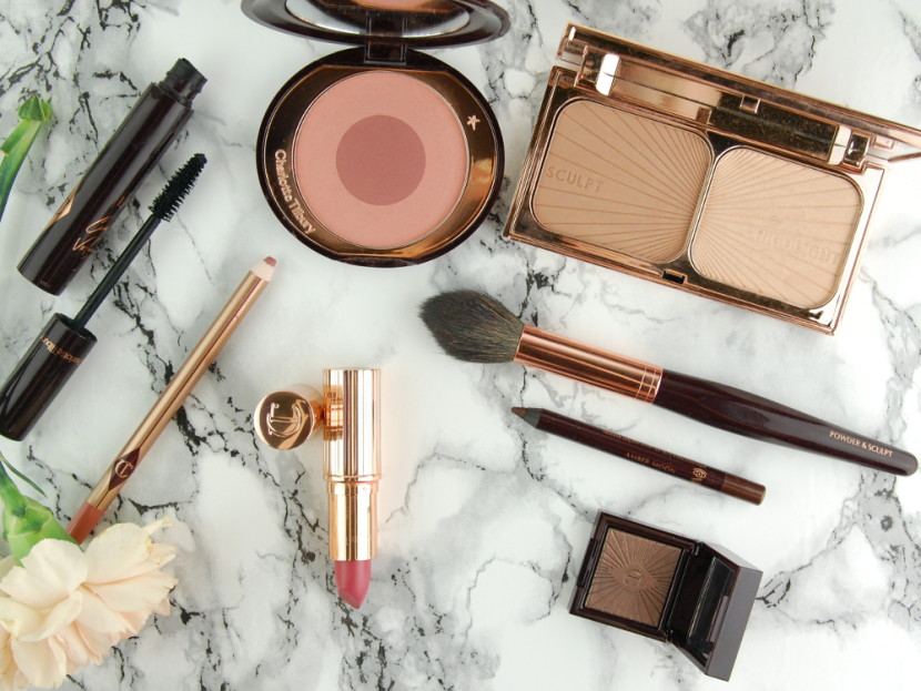 Charlotte Tilbury Valentines Day look Kiss Chase lipstick
