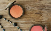 Becca Shimmering Skin Perfector Luminous Blush in Snapdragon and Tigerlily