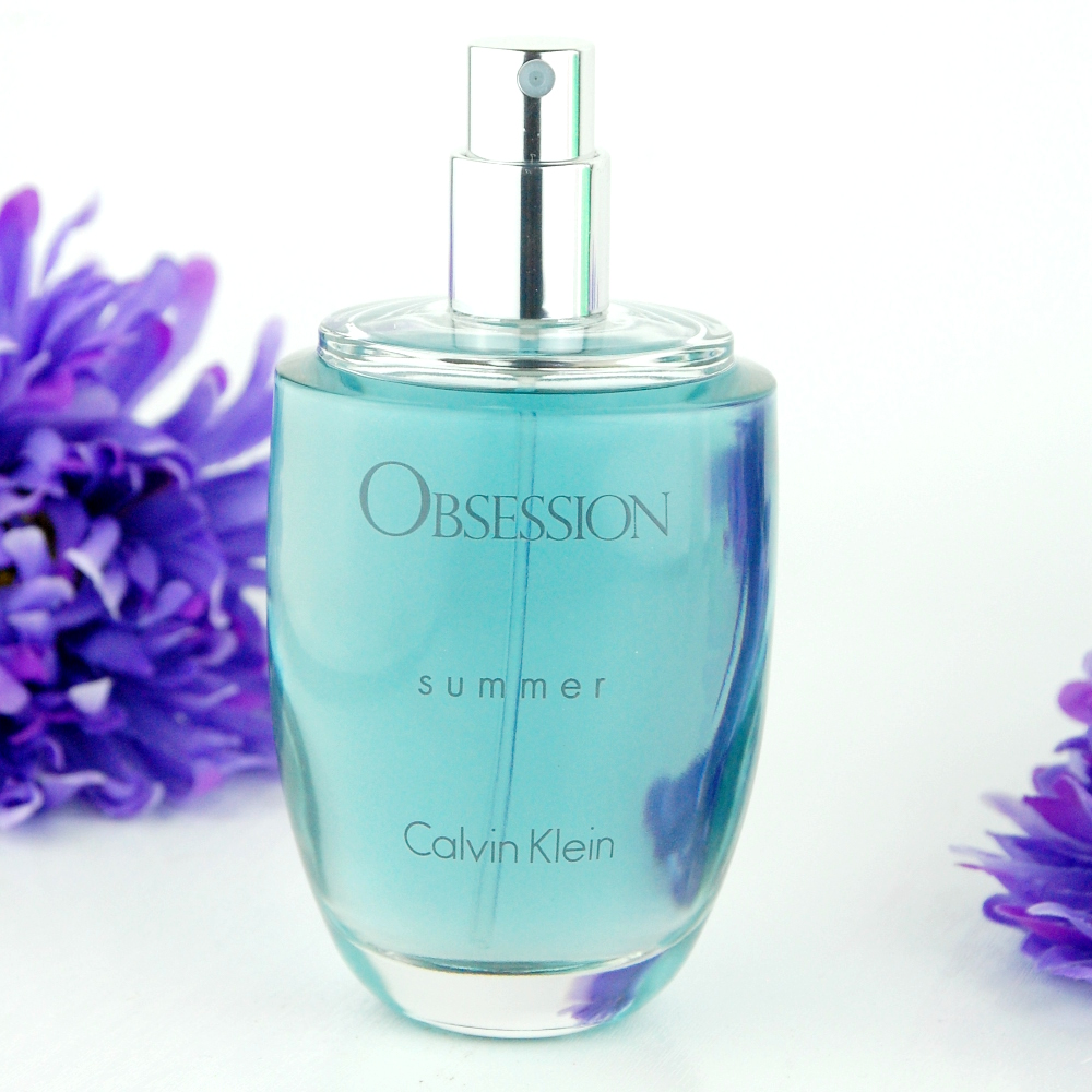 Calvin Klein perfume Obsession Summer 2016 review