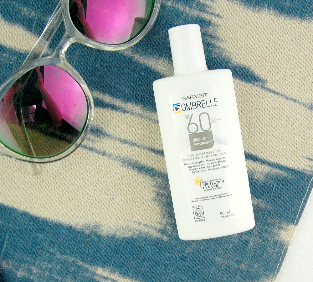 Garnier Ombrelle UltraLight Advanced SPF 60 Weightless Face Lotion