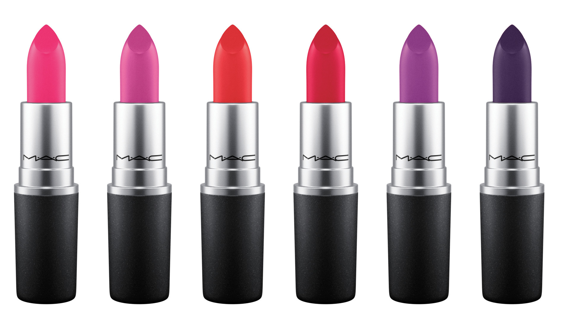Mac Cosmetics Lipsticks