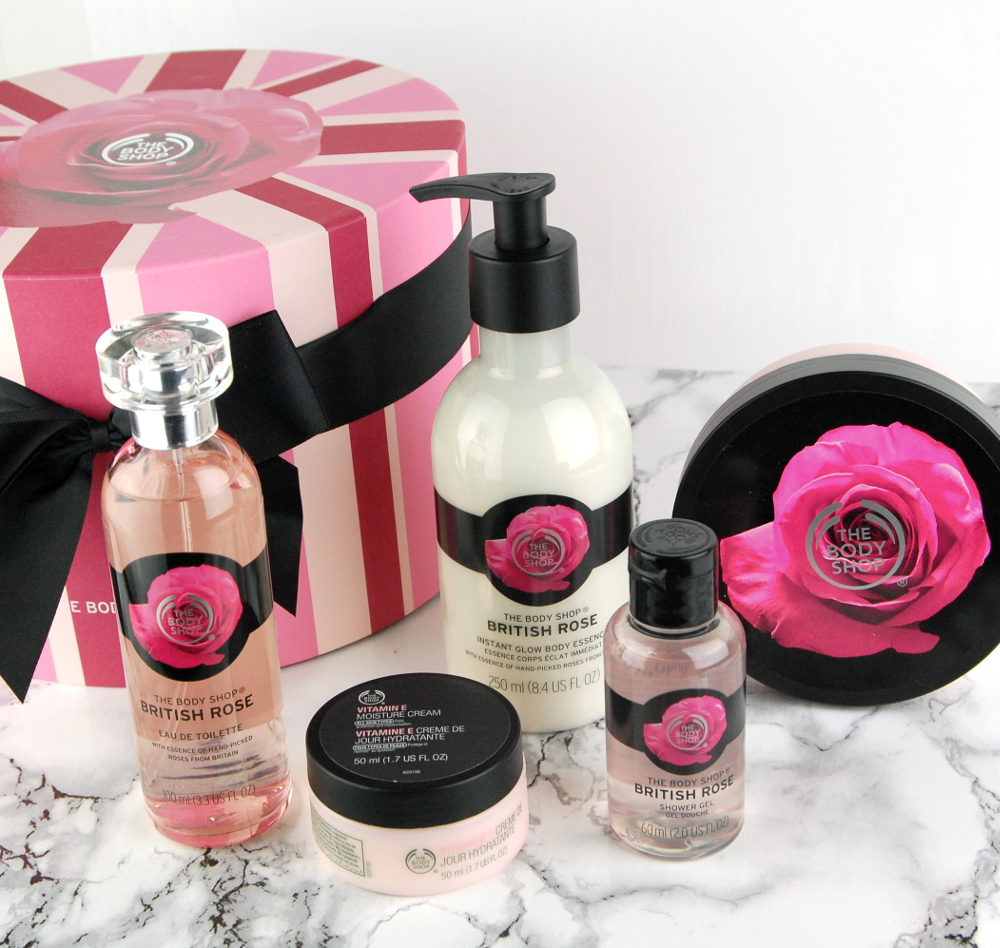 The Body Shop British Rose Deluxe Collection Review mothers day 6 (2)