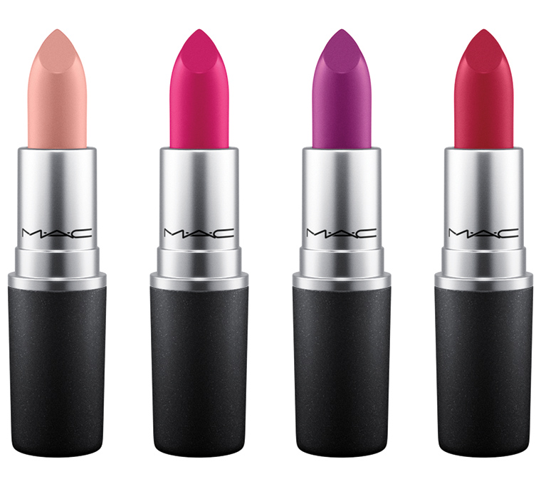 MAC Cosmetics Fashion Pack lipstick