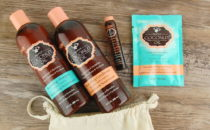 HASK Monoi Coconut Oil haircare system review