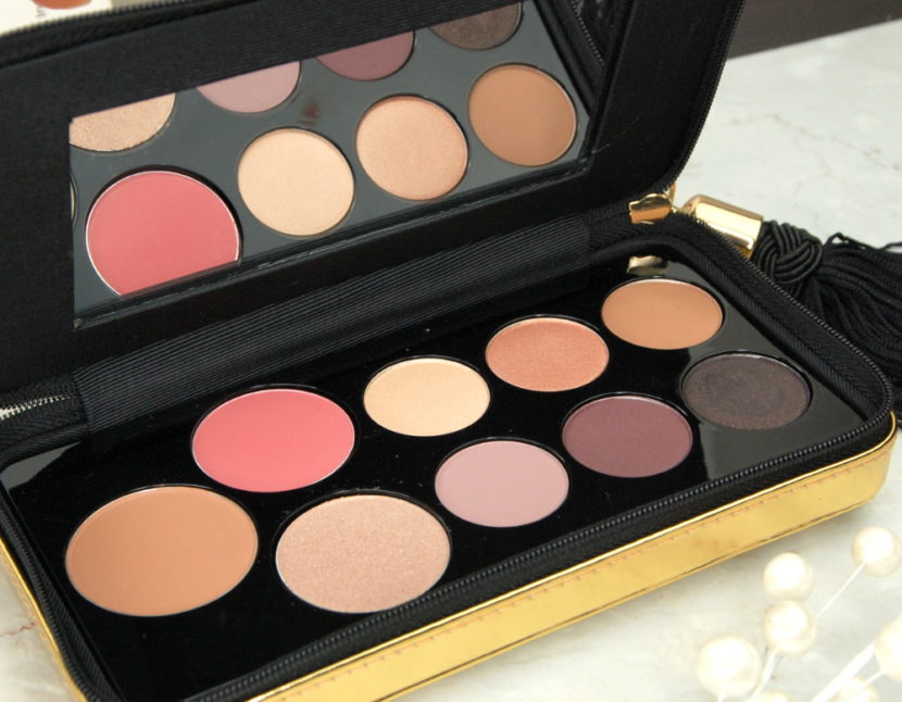 Marc Jacobs Object of Desire Face and Eye Palette review 3