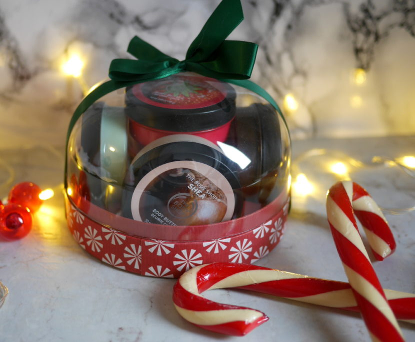 The Body Shop Best of Festive Body Butter Dome Gift 2016 2