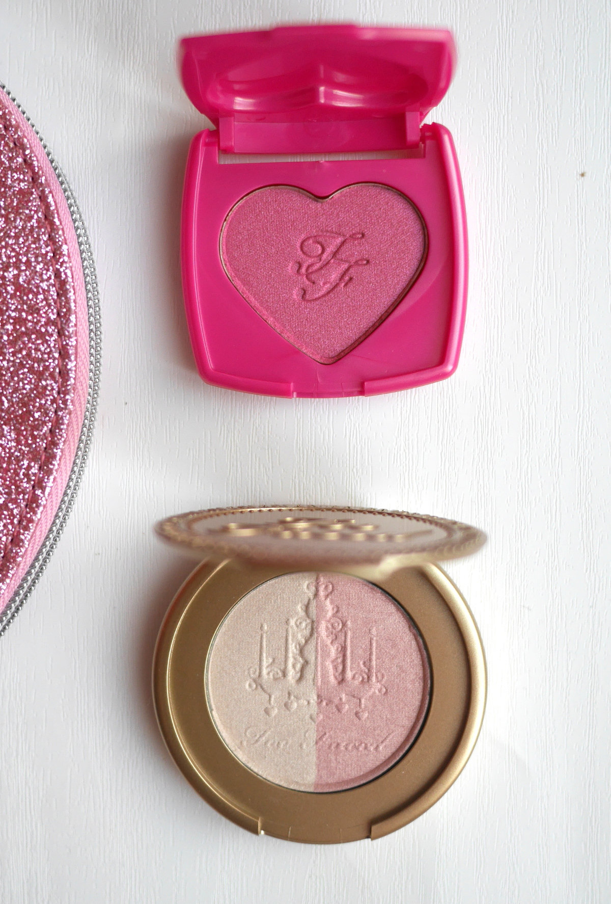 Too Faced x Kat Von D Better Together Collection review – Swatch ...