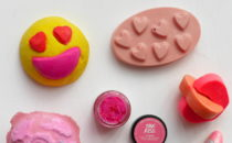 LUSH Cosmetics Valentine's Day 2017 collection