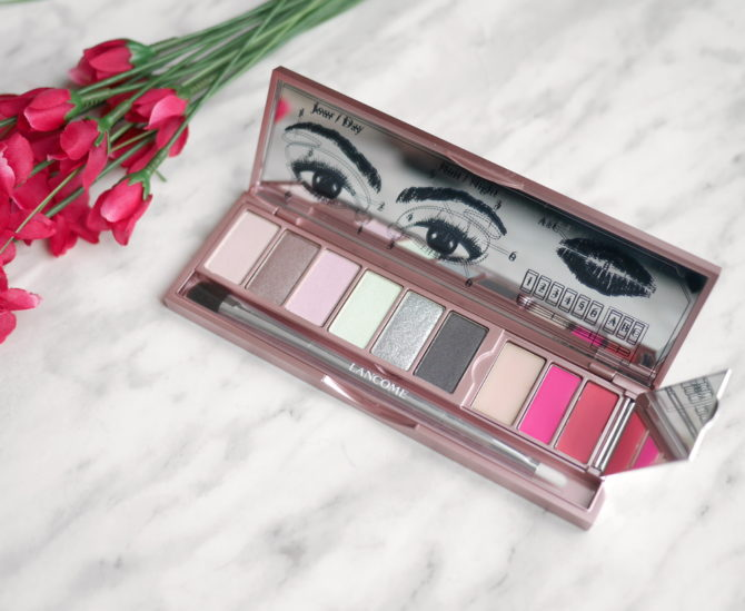 LANCÔME La Palette La Rose review