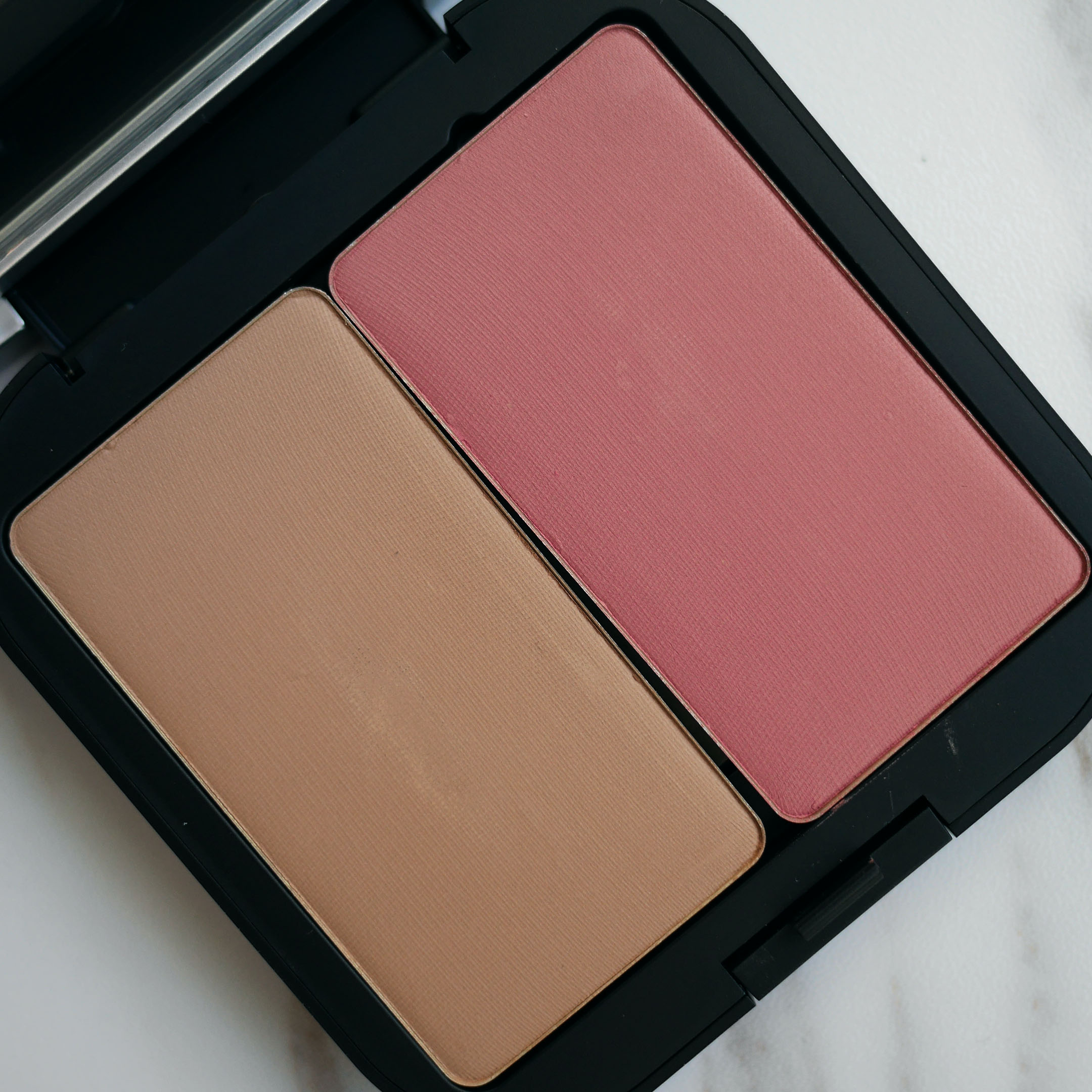 Make Up For Ever Artist Face Color blush contour powder S112 S214 review 2