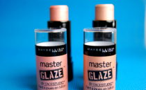 Maybelline Dare to Go Nude Master Glaze Blush Sticks in Barely Pink and Nude Rebellion