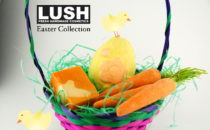 Lush Easter 2014: Carrot Soap, Immaculate Eggception and Bunch of Carrots review