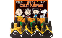 OPI Nail Polish Peanuts Limited Edition Collection for Halloween 2014