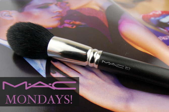 MAC Cosmetics 138 Tapered Face Brush review