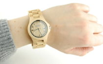 Jord Ely Series Wood Watch in Maple review