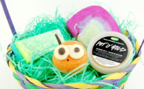 Fill your Easter basket with LUSH treats!
